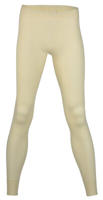 Engel leggings til kvinder i uld/silke - natur