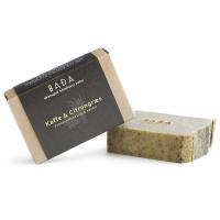 BADA - økologisk sæbe - kaffe og citrongræs - exfolierende