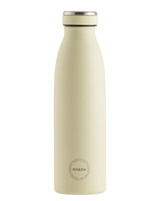 AYAIDA Drikkeflaske - 500 ml - butter yellow