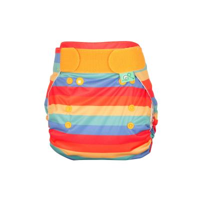 Totsbots PeeNut blebuks - rainbow stripe