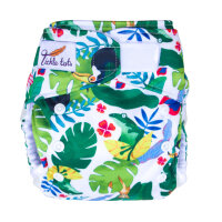 Tickle tots - AIO med lomme - onesize - rainforest