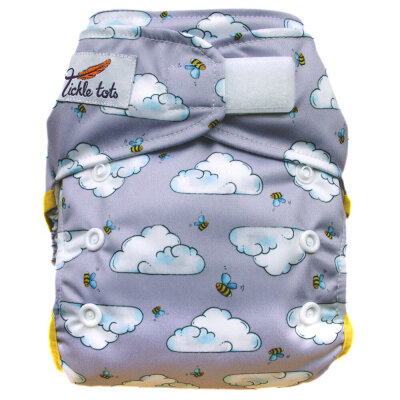Tickle tots - AI2 - onesize - busy bees