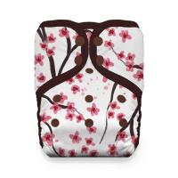 Thirsties lommeble - trykknapper - sakura