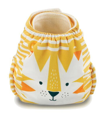 Kit & Kin onesize AIO lommeble - tiger