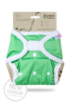 Petit Lulu - SIO Complete - velcro - green
