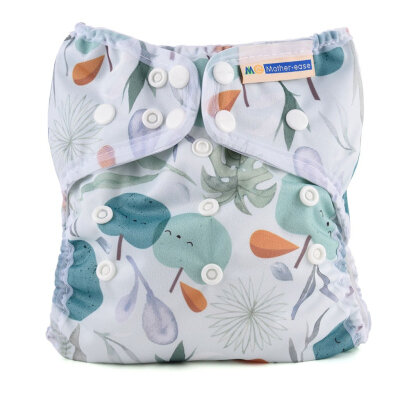 Mother ease - wizard uno organic - AIO onesize - orchard