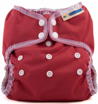 Mother ease - wizard duo cover - AI2 onesize - cranberry
