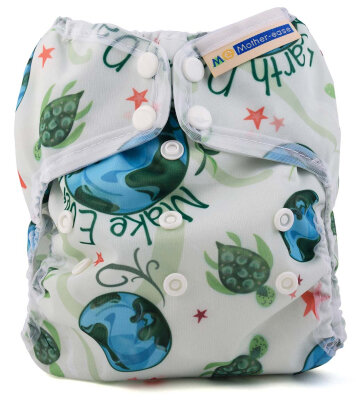 Mother ease - wizard duo cover - AI2 onesize - earth day