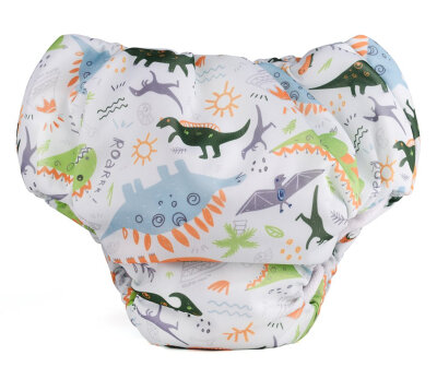Mother ease bedwetter pants - dino