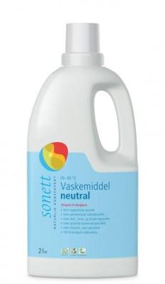 Sonett vaskemiddel - neutral - 2 L