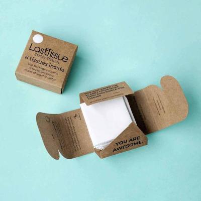 LastTissue refill genanvendelige lommetørklæder - 6 stk