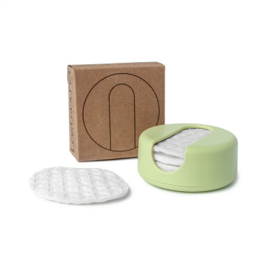 LastRound genanvendelige rondeller - green