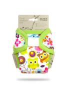Petit Lulu - newborn cover - happy owls