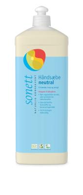 Sonett håndsæbe - duftfri 1 L