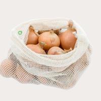 Bo Weevil - grøntsagspose GOTS - str L