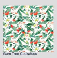 Bambooty - wetbag - mini - cockatoos