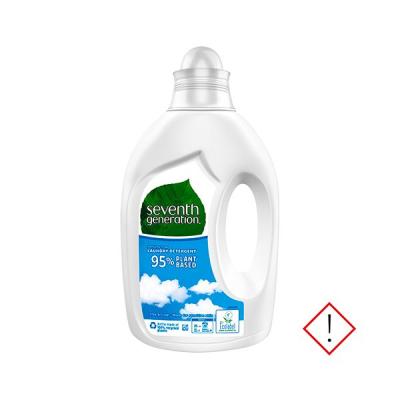 Flydende vaskemiddel - free & clear - 1 L