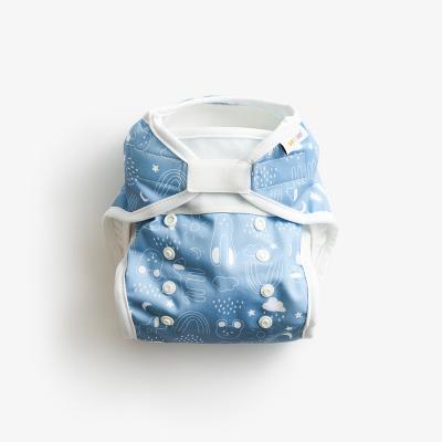 Imse Vimse soft blecover AI2 - onesize - blue teddy
