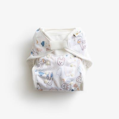 Imse Vimse soft blecover AI2 - onesize - white teddy