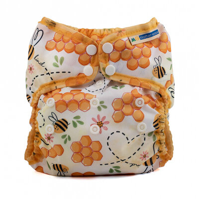 Mother ease - wizard duo cover - AI2 onesize - bee kind