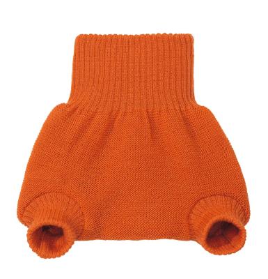 Disana uldblebukser - orange