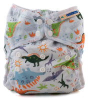Mother ease - wizard duo cover - AI2 onesize - dino