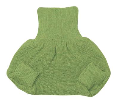 Disana uldblebukser - frisk grøn GOTS
