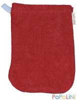 Popolini - vaskehandske voksenhånd- cayenne - 3 stk
