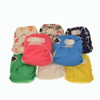 Newborn AIO pakke - 8 bleskift - stay dry