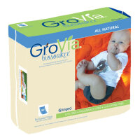 GroVia BioSoakers - engangsindlæg - 50 stk / pk