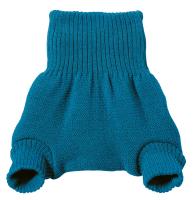 Disana uldblebukser - blå