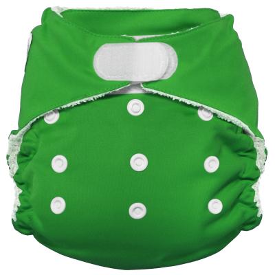 Imagine AIO Onesize - Bambus - Emerald - Velcro
