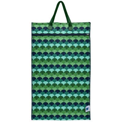 Planet Wise - Lite wetbag med lynlås og strop - loch ness
