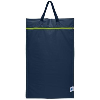 Planet Wise - Lite wetbag med lynlås og strop - navy