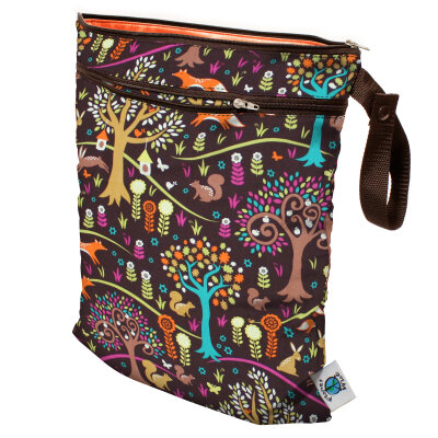 Planet Wise - wet / dry bag - jewel wood