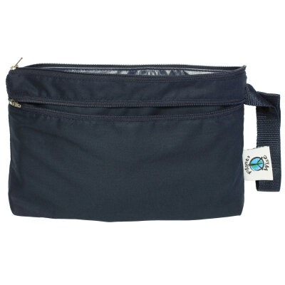 Planet Wise cloth wet / dry bag - caribou bloom