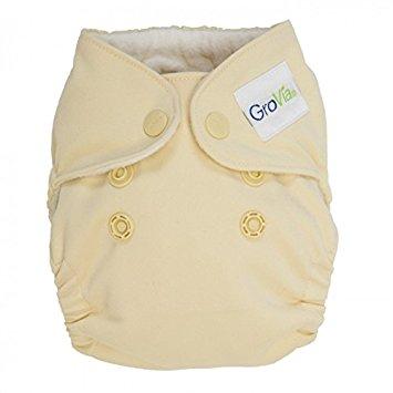GroVia - AIO - newborn - vanilla