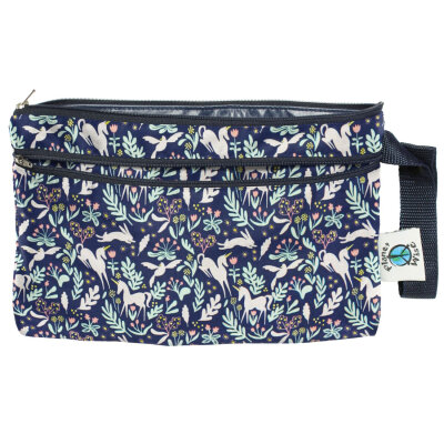 ID: 996606, Planet Wise clutch wet / dry bag - enchanted unicorn