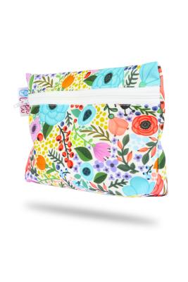 ID: 996633, Petit Lulu wetbag til bind - blooming garden