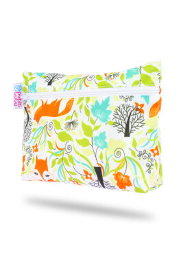 Petit Lulu wetbag til bind - foxes