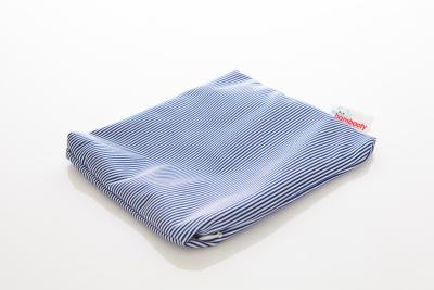 Bambooty - wetbag - mini - navy stripes